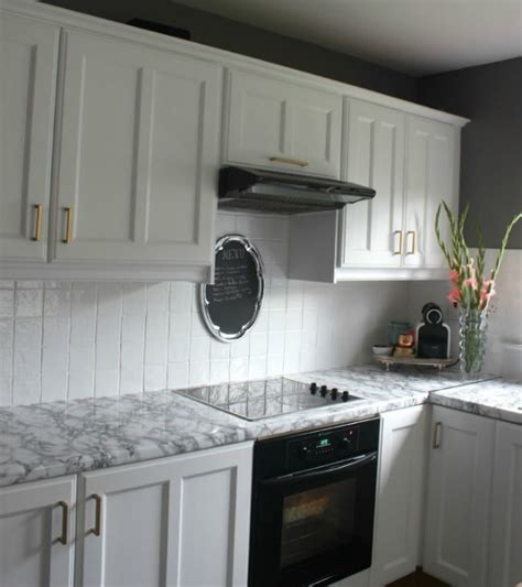 Contact Paper For Kitchen Countertops by 10 Diy Countertops You Can Afford To Make Bob Vila