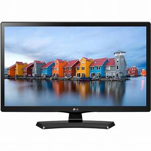 Lg Lj4540 28 U0026quot  Class Hd Led Tv  Black  28lj4540 B U0026h