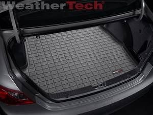 Weathertech Cargo Liner Trunk Mat For Hyundai Sonata
