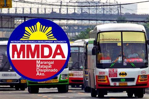 South provincial buses join MMDA's dry run of bus ban on EDSA
