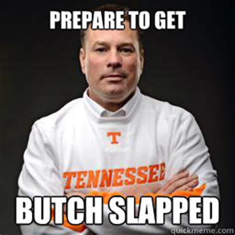 Butch Jones Memes - popular tennessee football memes from recent years