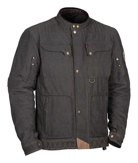 street motorcycle jackets street steel scrambler jacket revzilla