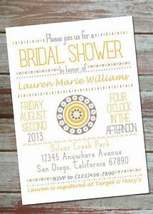Unique bridal shower invitations! Planning a bridal shower ...