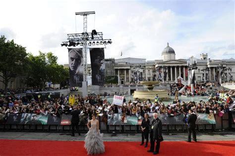 Emma Watson Dazzles Harry Potter World Premiere Photos