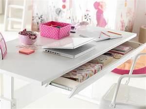 Höhenverstellbarer Schreibtisch Kinder : h henverstellbarer lifetime kinderschreibtisch original in wei ~ Watch28wear.com Haus und Dekorationen