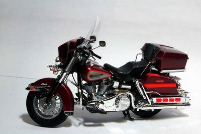 ls plastic models motorcycle collection imex harley
