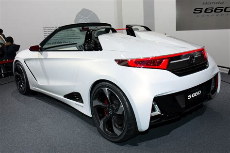 Honda S660 Gets Green Light For Production The News Wheel