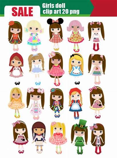 Clipart Doll Princess Disney Christmas Prince Clip