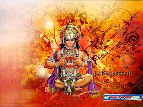 Animated Hindu God Wallpapers For Mobile - hanuman wallpapers wallpaper cave