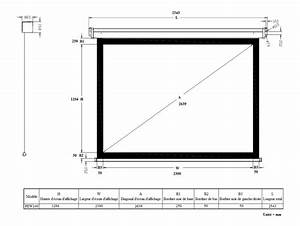 16 9 Format Berechnen : ldlc ecran motoris format 16 9 240 x 135 cm ecran de projection ldlc sur ~ Themetempest.com Abrechnung