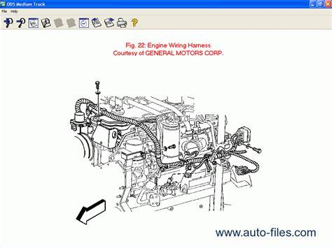 mitchell medium truck 2008 repair manuals wiring diagram electronic parts catalog