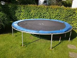 Prix D Un Trampoline : achat d un trampoline d occasion nos conseils ~ Dailycaller-alerts.com Idées de Décoration