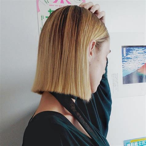 popular blunt bob hairstyles  short hair short bob