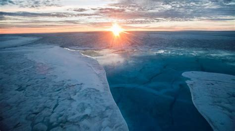 wacky weather helping melt greenland science aaas