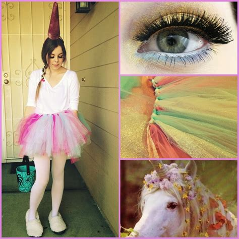 Unicorn costume - Buscar con Google | Halloween! | Pinterest | Unicorn halloween costume ...