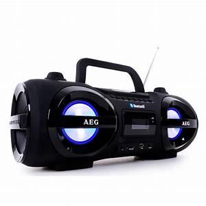 Soundbox Mit Radio : stereo radio soundbox cd mp3 mit bluetooth aeg sr 4359 bt ~ Kayakingforconservation.com Haus und Dekorationen