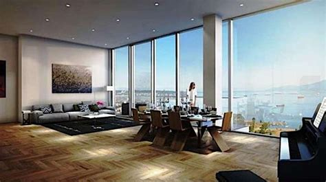 Vancouver House's Penthouse 1 Listed For .89m