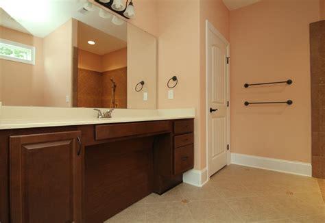handicap bathroom vanities universal design atlanta home