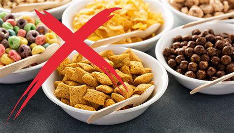 eat   dry cereals heres