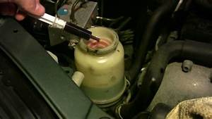 Cheap Diy Power Steering Fluid Flush And Change For Any Car- Subaru Outback In Vid