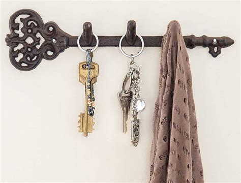 Decorative Key Holder For Wall by Key Wall Decor And Decorative Key Holder For Wall Ideas