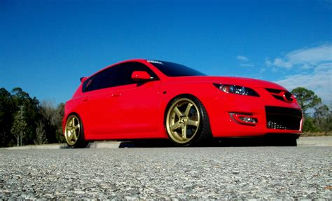 Sspms3 2007 Mazda Mazda3 Specs, Photos, Modification Info