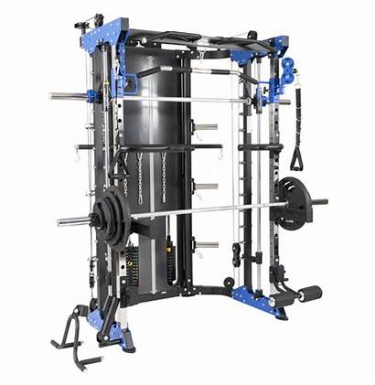X305 Functional Smith Weight Trainer Rack 100kg