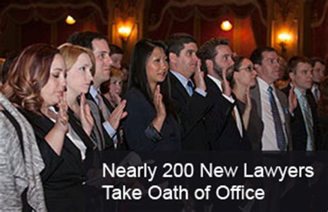 lawyers  oath  office