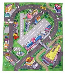Tapis De Jeu Voiture : majorette tapis jeu enfant motifs circuit route 70x80 cm ~ Dailycaller-alerts.com Idées de Décoration