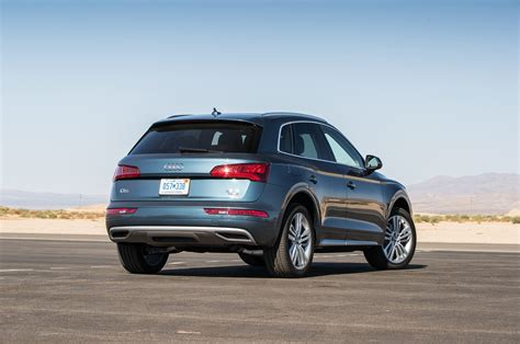 2018 Audi Q5 20 First Test Review