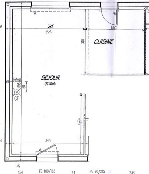 plan cuisine ouverte salle manger plan cuisine ouverte salle manger ukbix