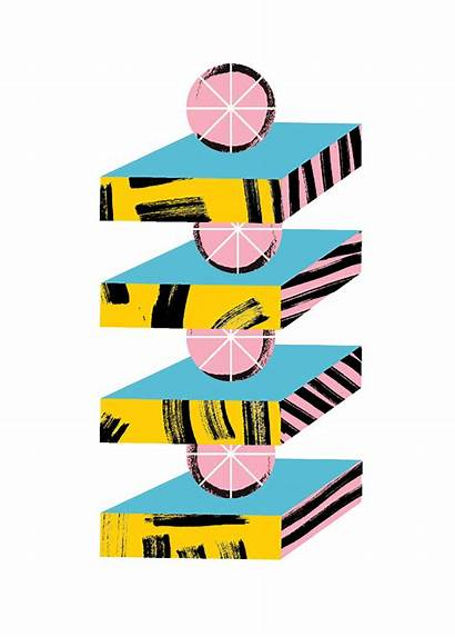 Graphic Paris Behance Festival Poster