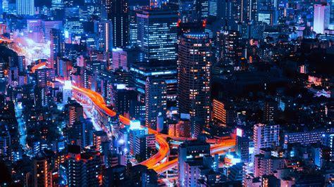 wallpaper city lights tokyo 1920x1080 scrush 1460435 hd wallpapers wallhere