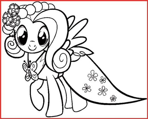 my little pony ausmalbilder fluttershy rooms project rooms project