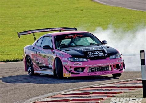 modified nissan silvia s15 1995 nissan silvia s15 pink fury modified vintage