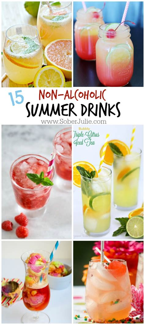 15 non alcoholic drink recipes for summer sober julie