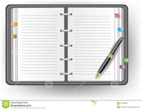agenda de bureau synonyme agenda de bureau sans la ligne le stylo bille et la
