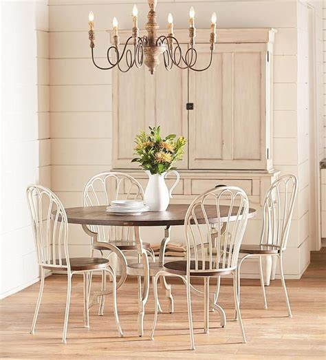 farmhouse table set magnolia home furniture at rc willey rc willey