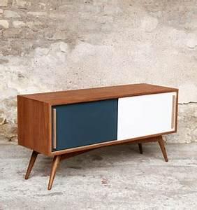 Meuble Scandinave Vintage : meubles tv gentlemen designers ~ Teatrodelosmanantiales.com Idées de Décoration