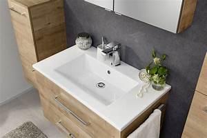 Badmöbel Set Reduziert : fackelmann badezimmer m bel komplett set farbe ast eich ~ Frokenaadalensverden.com Haus und Dekorationen