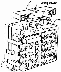79 Corvette Fuse Block Diagram