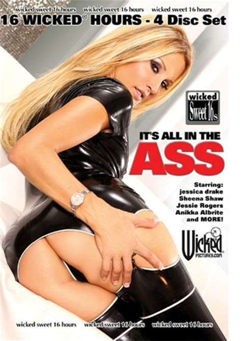 Its All In The Ass 2014 Adult Dvd Empire