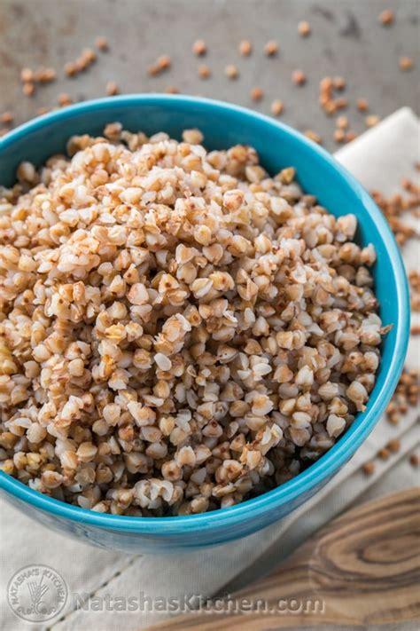 How To Cook Buckwheat Kasha, Buckwheat Recipe, Buckwheat