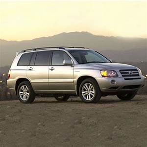 Toyota Highlander Repair Manual 2000-2007