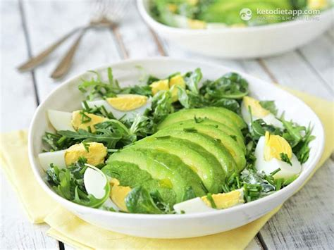 easy avocado egg salad ketodiet blog