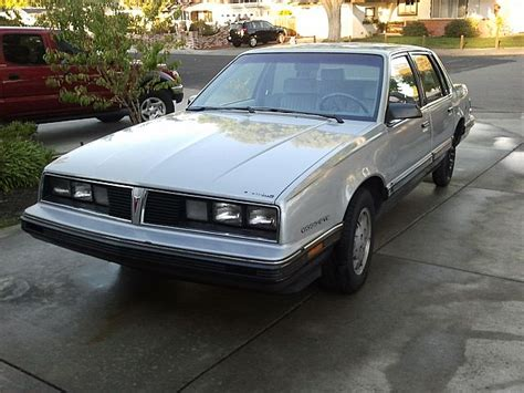 1985 Pontiac 6000 Ste For Sale Santa Clara, California