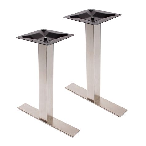 types of table bases t type stainless steel table base