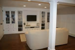 Inexpensive Basement Ceiling Ideas by Basement Renovation Traditional Basement Boston By
