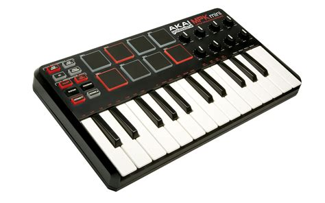 Garageband Keyboard Controller by Akai Mpk Mini Keyboard Synthtopia
