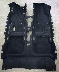 Interior Floor Carpet 11-18 Vw Jetta Mk6 Sedan - Genuine